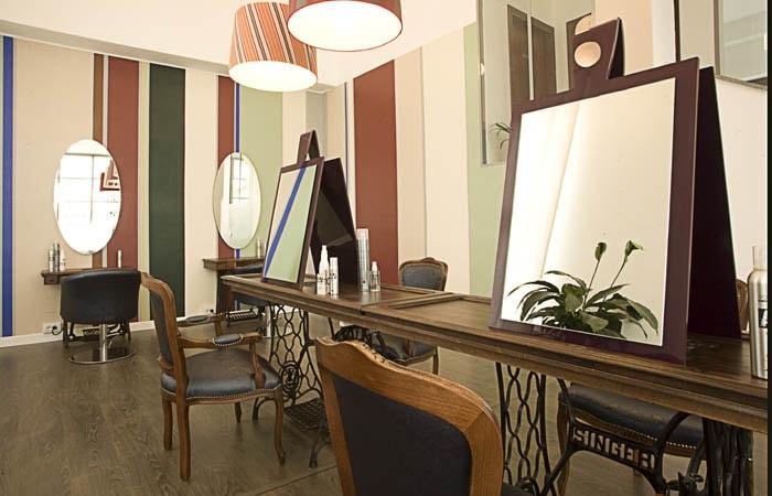 Arredo negozi parrucchieri art design for Arredamento per parrucchieri